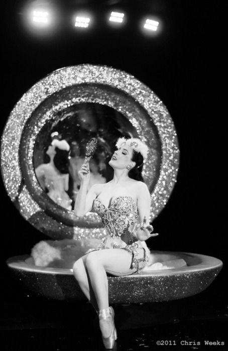 Dita Von Tesse ~ Burlesque~♛