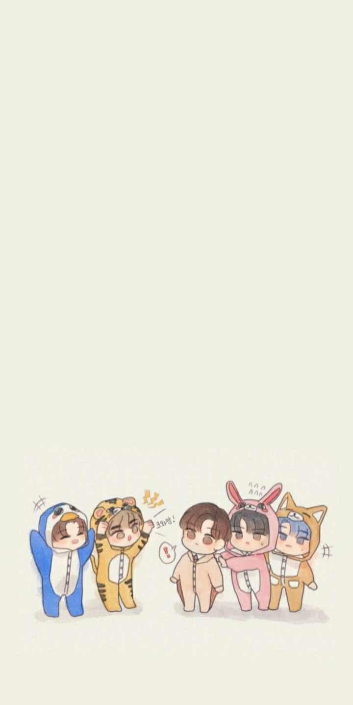 Chibi Wallpaper
