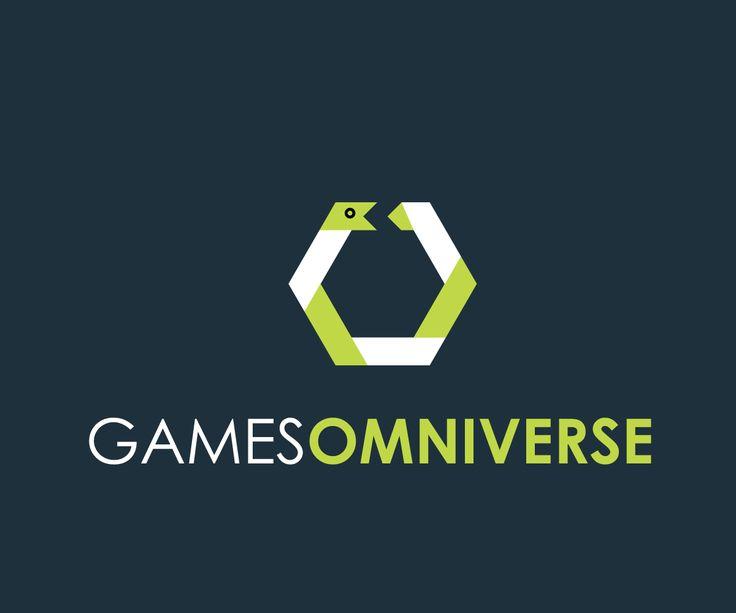 Logo Design by thulet for Game Company #logo #design #DesignCrowd #snake #animal