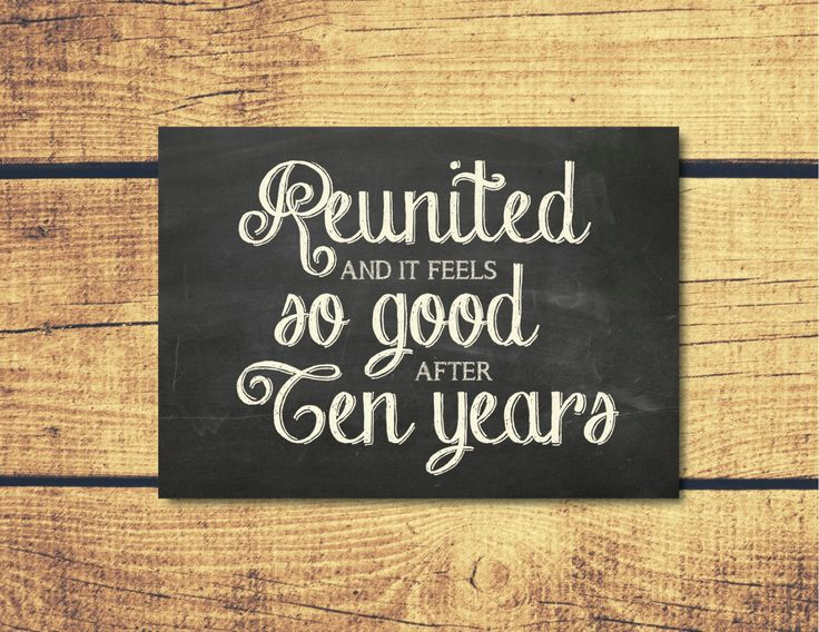 Class Reunion Venue Ideas - 5 Great Places to Reconnect Reunion - best of invitation letter sample reunion