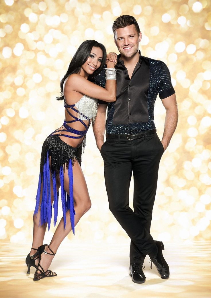 One of my fave couples for this year.  Karen Hauer and Mark wright, strictly come dancing 2014 official photo
