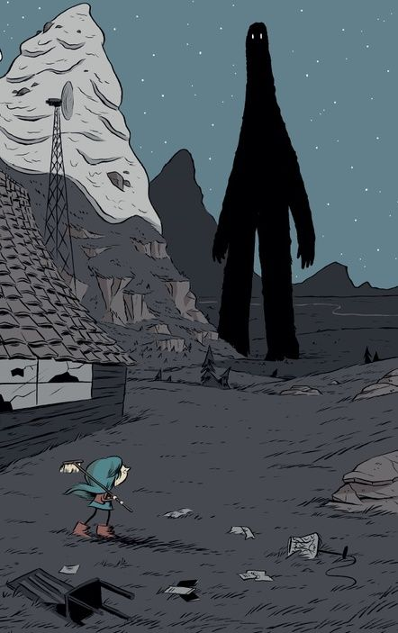 Graphic Novel für den Nachwuchs: »Hilda« von Luke Pearson