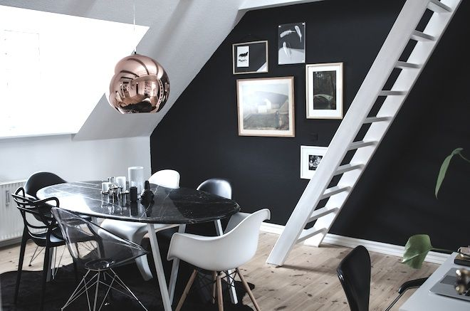 my scandinavian home: The lovely, relaxed home of a Danish student