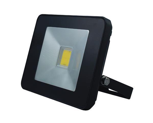 Current Led Floodlight - 20W - Microwave Sensor - 1500 LumensLED Flood Light - 20W Luminous flux: 1500 lumens.  Size: 180mm x 126mm x 30mm. Beam angle: 120°.  Protection grade: IP65. Colour temperature: 3000-6500K.  Input voltage: AC 220-240,110-130V.  Operating temperature: -30°C~+45°C.  Shell colour: black. Slimline design.https://www.shoptodrop.co.za/product/current-led-floodlight-20w-microwave-sensor-1500-lumens/