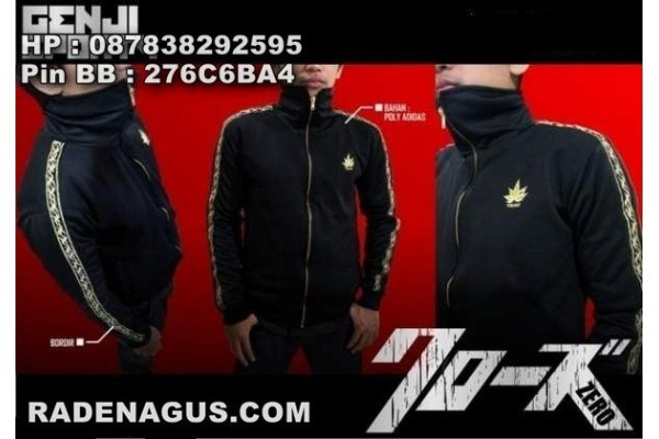 Jaket Crows Zero Takiya Genji Sporty