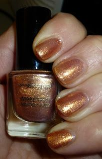 Max Factor Max Effect in