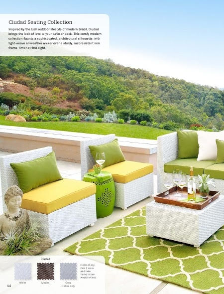 1000 Images About Yellow Patio Furniture On Pinterest