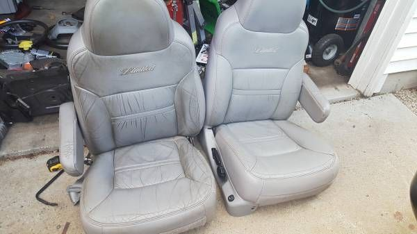 Excursion Seats – auto parts – by owner