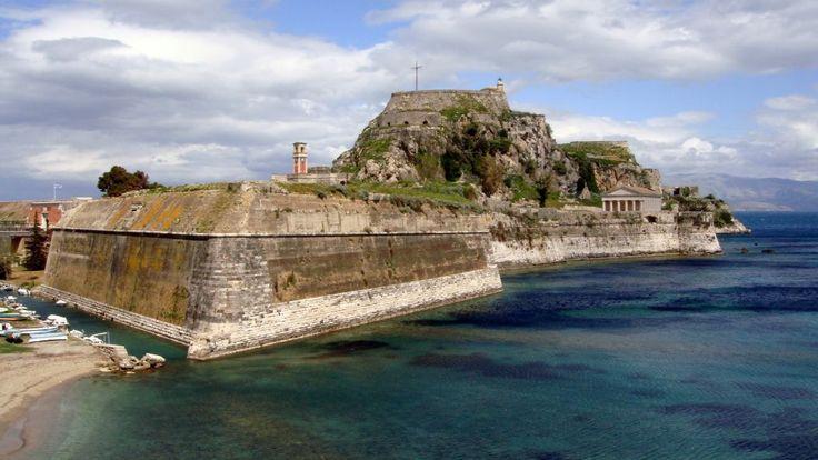 Παλαιό Φρούριο Κέρκυρα