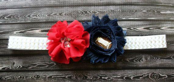 Houstan Texans, Patriots headband baby headband by AshlynsAccessoryCo on Etsy