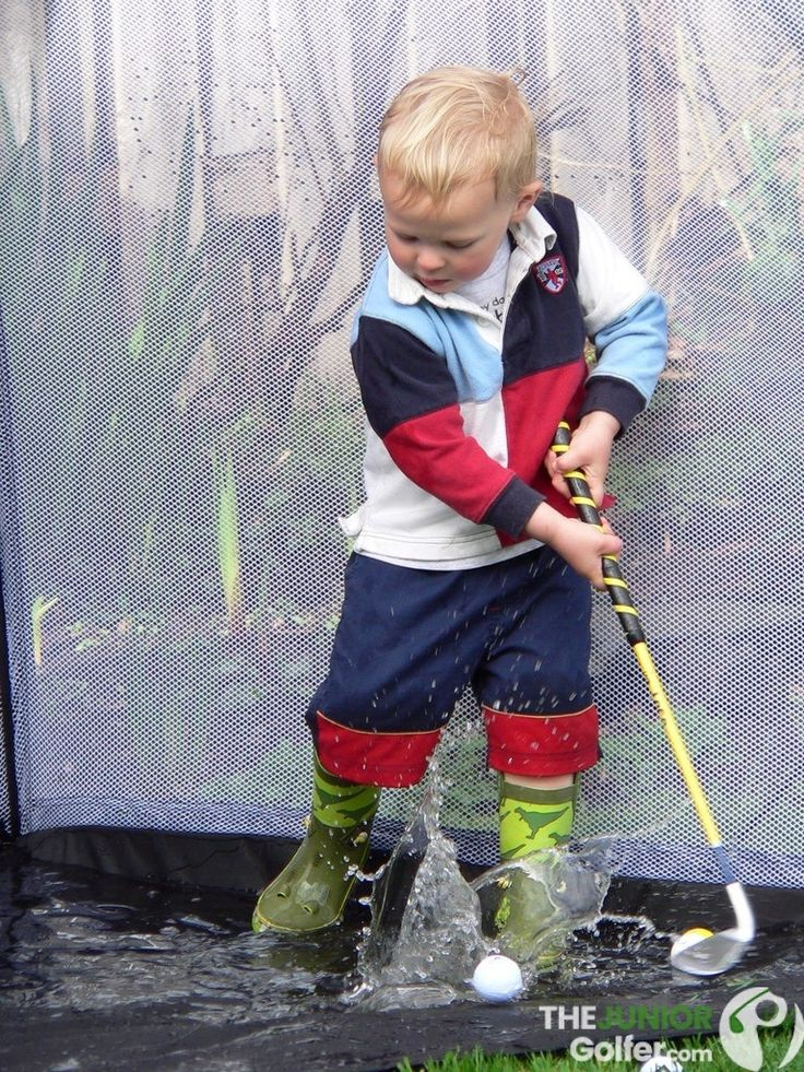 Toddler golf clubs.. https://thejuniorgolfer.com/toddler-golf-clubs-what-and-why/