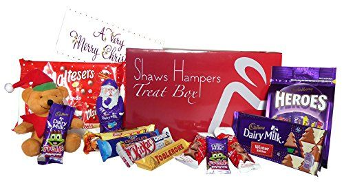 Shaws Hampers Christmas Chocolate Hamper No description (Barcode EAN = 0620912367987). http://www.comparestoreprices.co.uk/december-2016-3/shaws-hampers-christmas-chocolate-hamper.asp