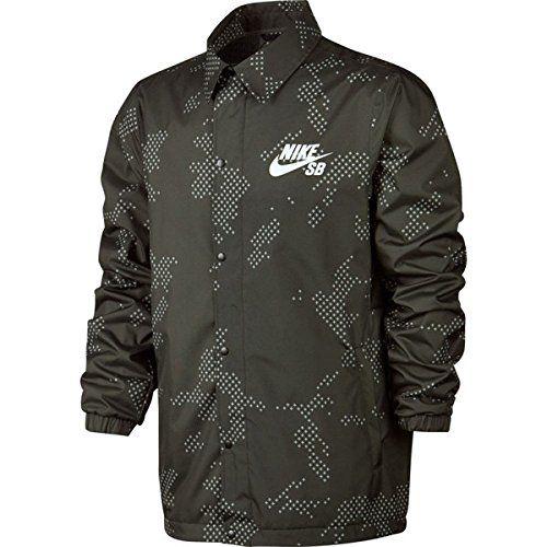 (ナイキ) Nike メンズ スノーボード ウェア Assistant Coaches Jacket 並行輸入品  新品【取り寄せ商品のため、お届けまでに2週間前後かかります。】 表示サイズ表はすべて【参考サイズ】です。ご不明点はお問合せ下さい。 カラー:Sequoia/Anthracite/White