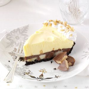 chocolate peanut butter pudding pie with bananas cobbler s pies ...