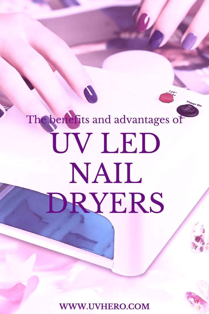 Top 10 Best Uv Led Nail Lamp Dryers For 2018 Pin Anything