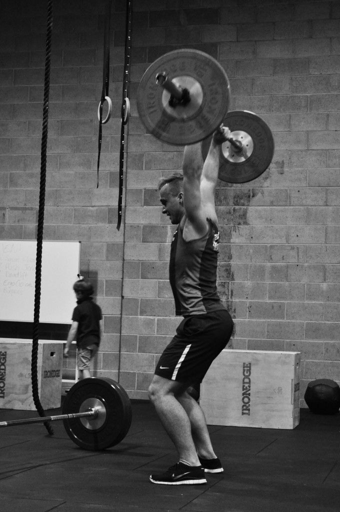 CrossFit was designed to be a fitness training system where anyone can get results and measure progress in a meaningful way.