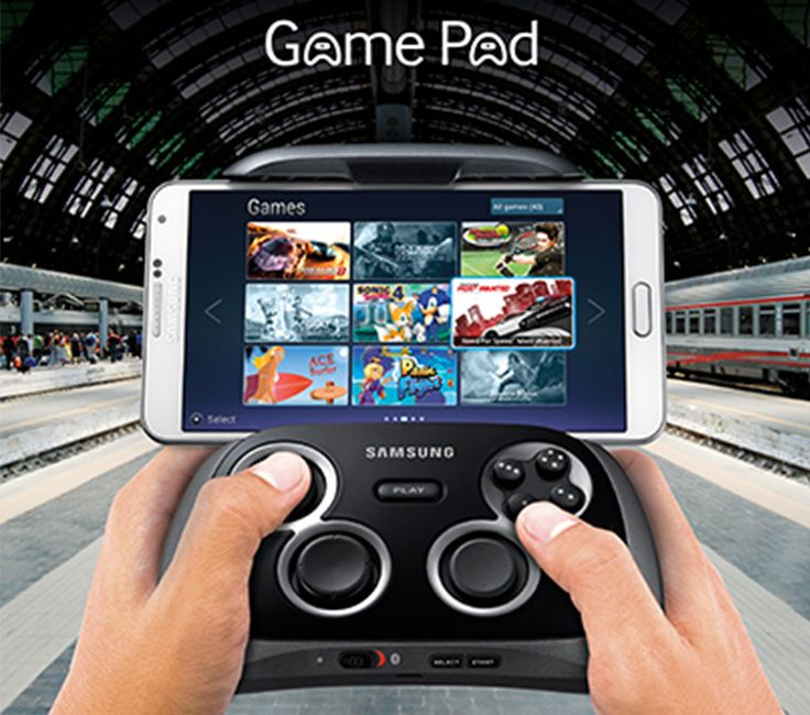 Aggancia il tuo smartphone a #Samsung #GamePad e la tua voglia di giocare non avrà più limiti! #MobileGaming #Videogiochi #Controller #Bluetooth