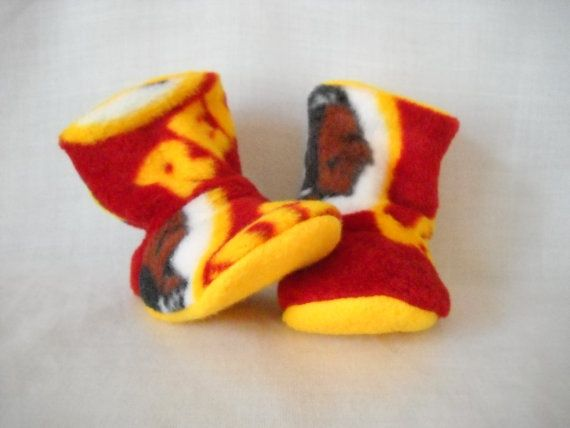 The tiniest little #Redskins shoes for the tiniest little fans.