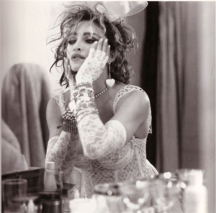 1984 Madonna by Steven Meisel