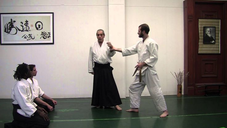 Sensei Richard Moon demonstrates how the essence of #Aikido principles can be applied in our lives.  PRESENCE | HARMONY | CREATIVITY