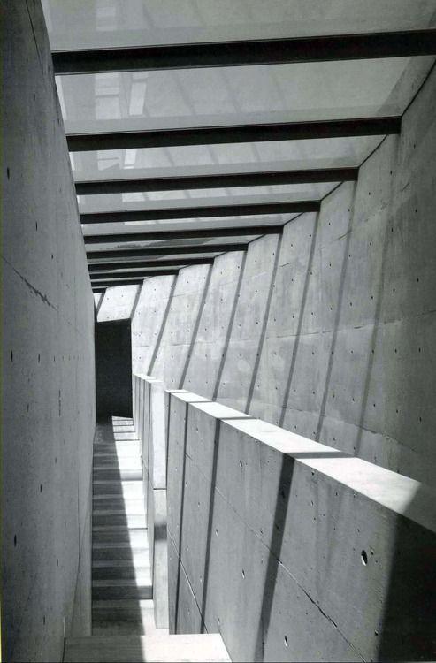 Casa Iwasa, 1990, Ashiya, Hyogo, Japan | Tadao Ando.