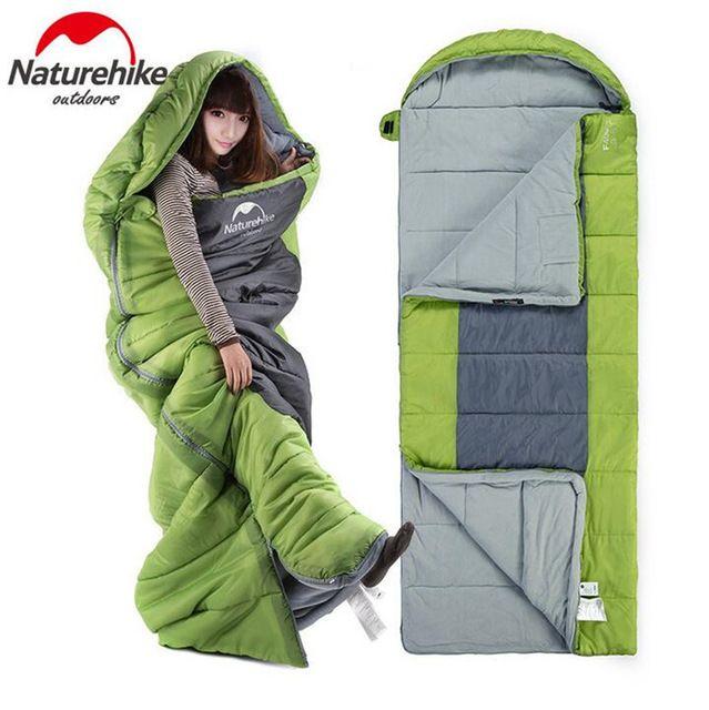 Naturehike Outdoor Winter <b>Sleeping</b> Bags Travel Camping Ultralight ...
