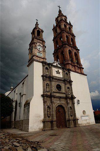 1000 images about templos on pinterest guadalajara for 7 jardines guanajuato