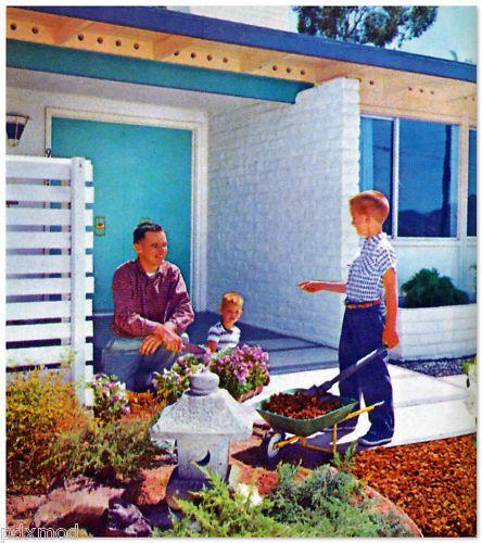 1963 MODERNIST LANDSCAPING DESIGN ARCHITECTURE mid century modern eames era. 79 best images about Mid Century Landscape Ideas on Pinterest