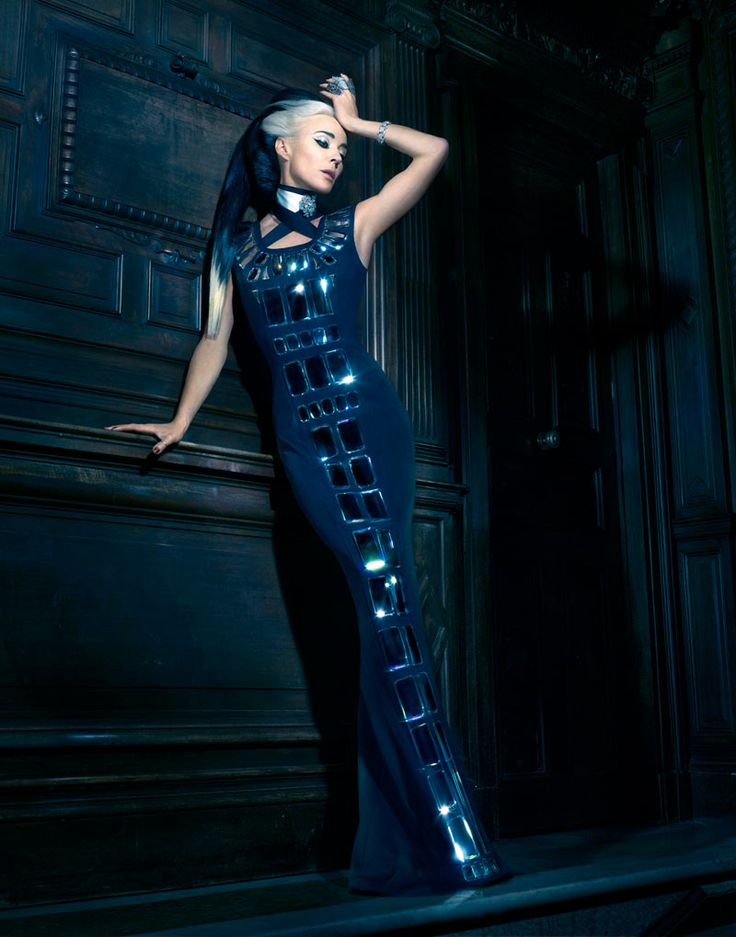 Mad for Fashion: Daphne Guinness by Markus + Indrani, styled by GK Reid for Tatler Hong Kong March 2012