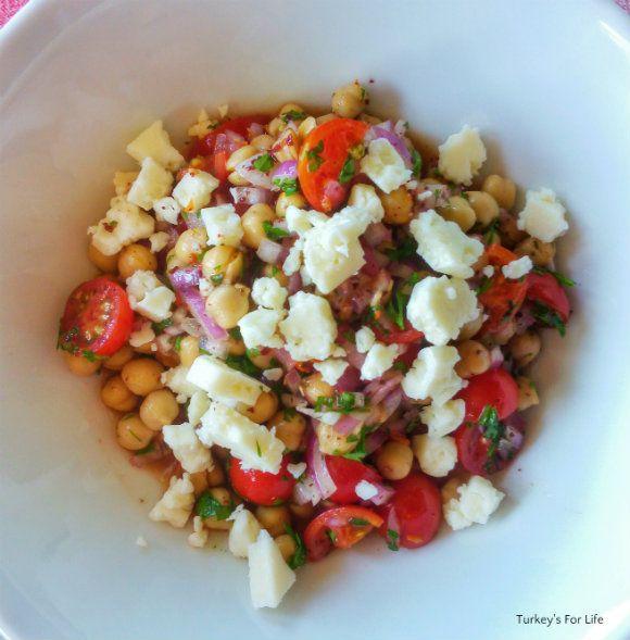 1067 best favourite turkish food recipes images on pinterest chickpea salad nohut salatas turkish food recipeschickpea forumfinder Choice Image