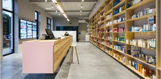 Een apotheek om een tijdje te blijven - RetailWatching