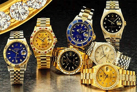 Rolex clocks-and-watches