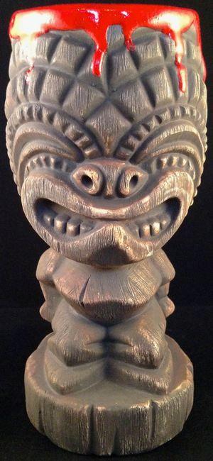 Johnny Ku Limited Edition from the collection of KavikaTiki - Ooga-Mooga! Tiki Mugs & More