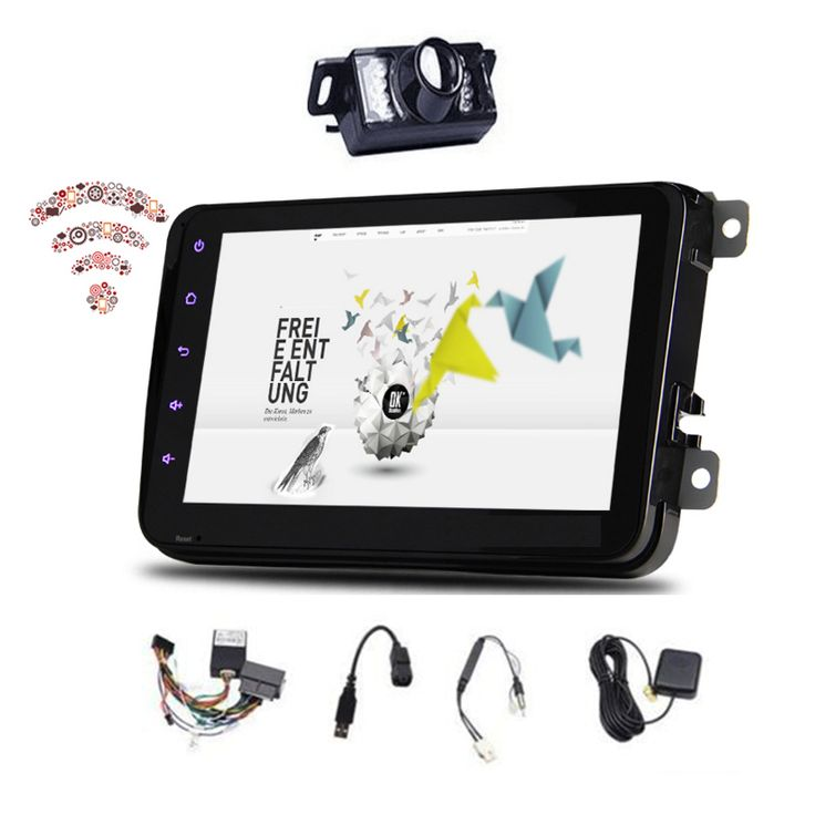 Android 5.1 Kitkat Car GPS No-DVD Player For VW/GOLF/BORA