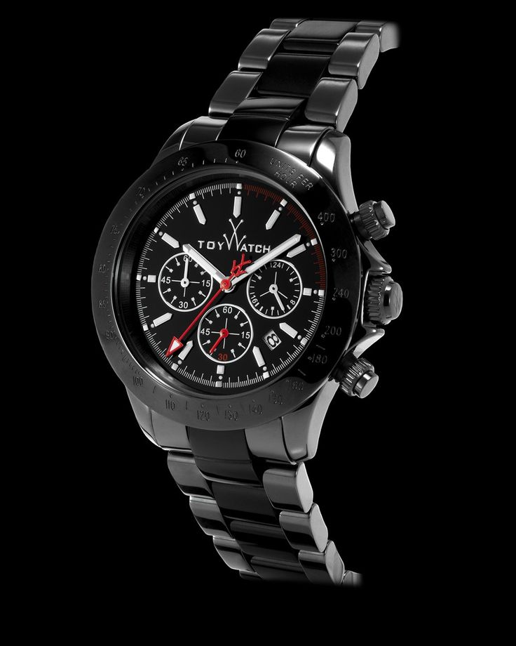 HEAVY METAL CERAMIC ALL BLACK #ToyWatch #watch #watches #style #fashion #accessories #menswear #forhim