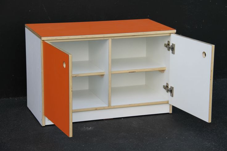 Dresser + Doors Under 2's (482)754W x 400D x 490HA safe, sturdy and interactive product for your bubbly under 2's.High quality fittings, soft close hinges and a laminated top available in a...