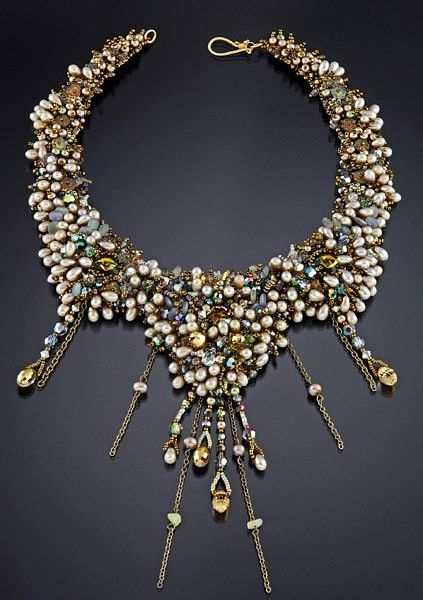 Beaded jewelry Sherry Serafini .. Comments: LiveInternet - Russian Service Online Diaries