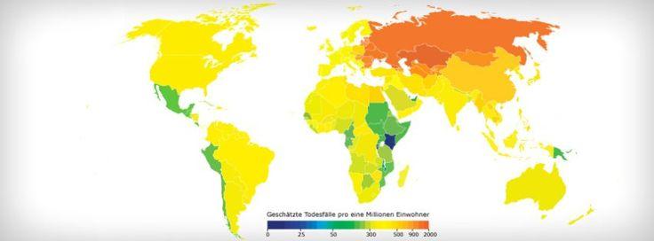 Weltweite Analyse: Hoher Salzkonsum könnte 1,65 Millionen Leben kosten - SPIEGEL ONLINE