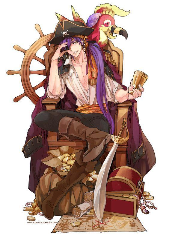 Sinbad | Magi: The Labyrinth of Magic
