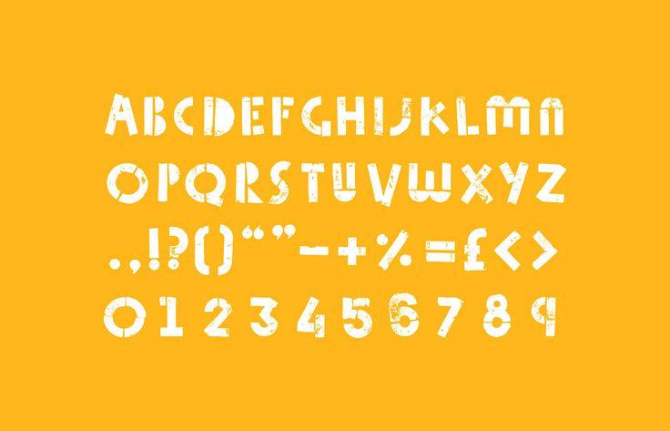 Neat font work https://www.behance.net/gallery/36472169/Burton-Street