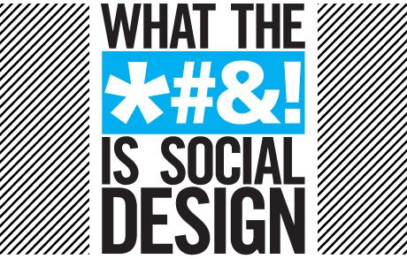 A good question. They call it social design, I call it socially responsible design. We need a globally accepted definition and terminology in order for it become a design requisite.