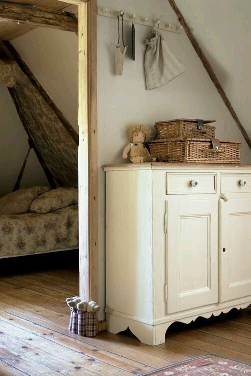 Childrens Farmhouse Attic Bedrooms