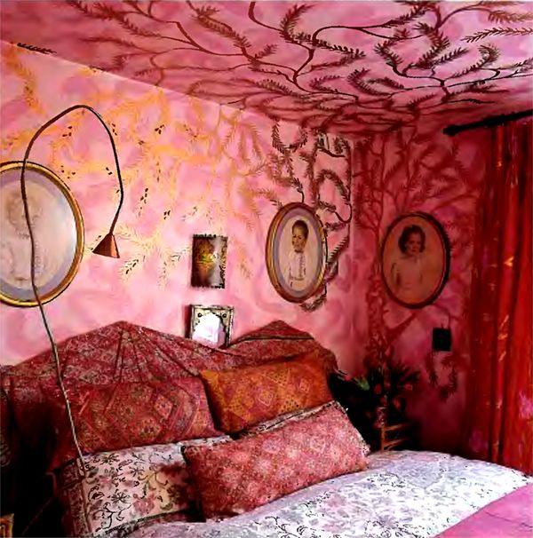 17 best ideas about exotic bedrooms on pinterest purple Funky bedroom accessories
