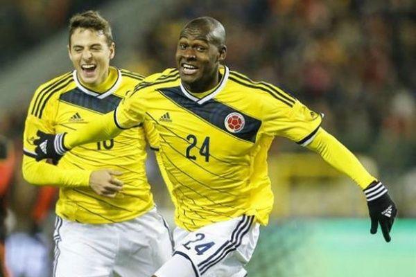 """""""En la Selección Colombia, somos una familia"""": Santiago Arias."""
