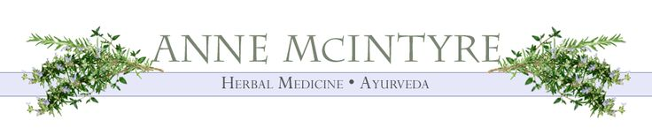 Ayurveda, Herbal Medicine, Ashwagandha, Herbal Clinics and Books – Anne McIntyre – Herbalist, Author and Teacher – Gloucestershire