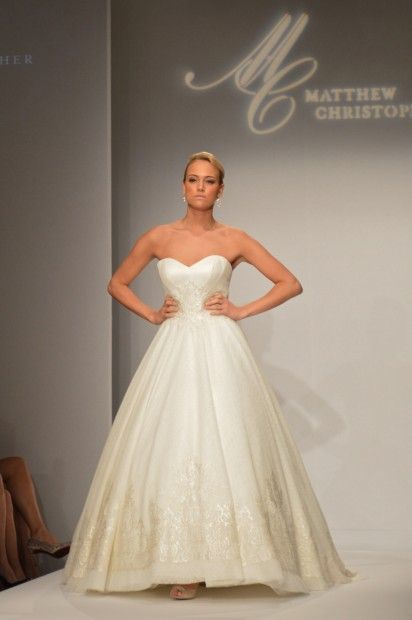 Matthew Christopher Natalya Gown