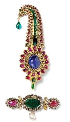 Indian Maharajas Royal Jewels -
