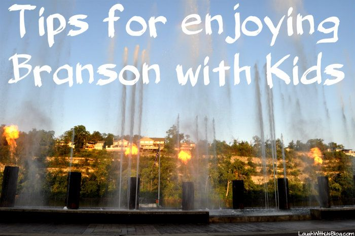 Tips for enjoying Branson with Kids | Laugh With Us Blog