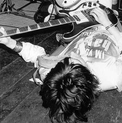 Nicky Wire (Manic Street Preachers)
