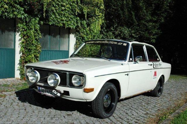 #Volvo #142 Rallye B20